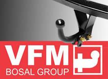 Установка фаркопов VFM